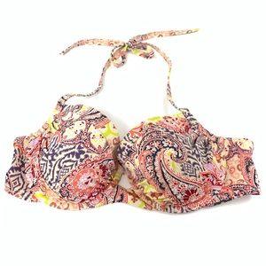 Victoria's Secret Swim - Victorias Secret Bikini Top 36B Closeup Halter